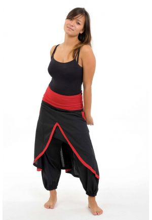 Harem pants women thick Nyima