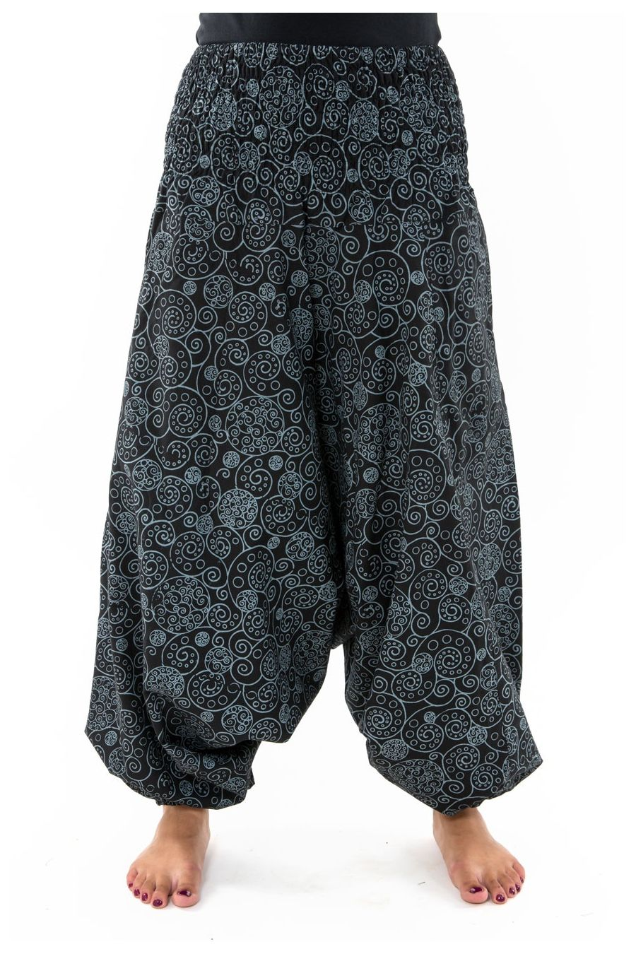 Perfect Stylish Harem Pants For Women With Hippie Fisher Design  Designers