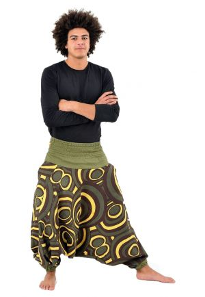 Harem pants one size psyche