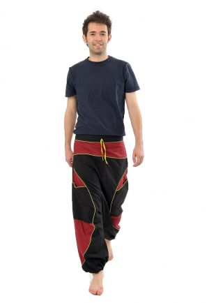 Hippy Harem Pants mid-season Santosh
