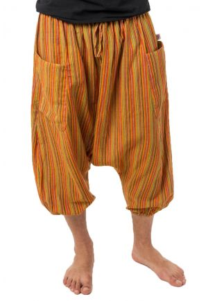 Harem pants plus size hippy Kquew